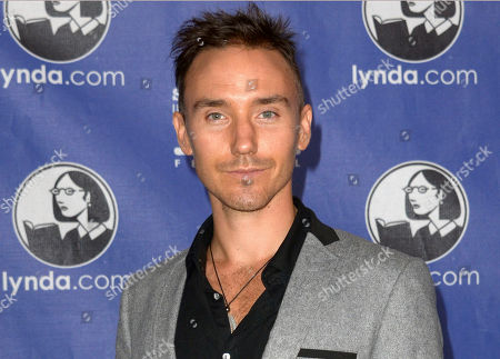Filmmaker Rob Stewart at the Modern Master Award Ceremony at the Santa Barbara International Film Festival in Santa Barbara, Calif. The U.S. Coast Guard is searching the Atlantic off of the Florida Keys for Stewart who went missing while scuba diving
