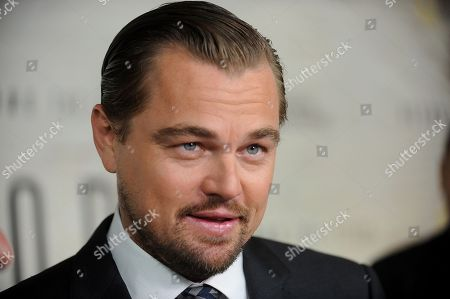 "Leonardo DiCaprio attends the premiere of the National Geographic Channel's ""Before The Flood,"" at the United Nations. Longtime friends DiCaprio and Q-Tip hung out at an intimate showcase for an Australian band making its New York City debut late . The Oscar-winning actor and Grammy-winning rapper were in the small audience at Ludlow House as trio Chase Atlantic performed songs in a stripped, raw form"