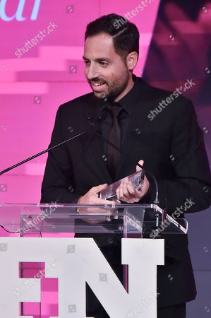 Ronnie Fieg attends the Footwear News Achievement Awards at the IAC on November 28, 2017 in New York