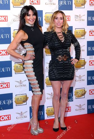 Lizzie Cundy and Joy Desmond