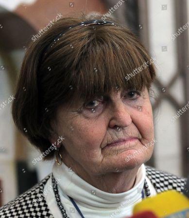 Stock Picture of Baroness Caroline Cox
