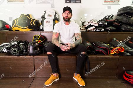 Stock Picture of Aaron Chalmers
