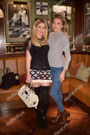 Hofit Golan and Tetyana Veryovkina