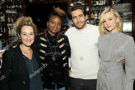 Riva Marker (Host), Dee Rees (Writer,Director), Jake Gyllenhaal (Host), Carey Mulligan