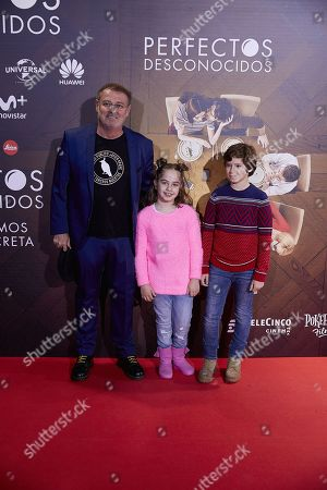 Pablo Carbonell, Mafalda Carbonell