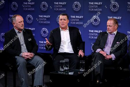Bryan Trottier, Pat LaFontaine, Rod Gilbert