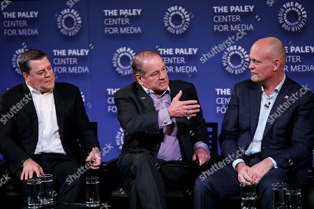 Editorial photo of PALEYLIVE NY: The Paley Center Celebrates 100 Years of the NHL: New York Premiere & Discussion, New York, USA - 28 Nov 2017