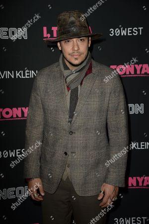Editorial photo of 'I, Tonya' film premiere, Arrivals, New York, USA - 28 Nov 2017