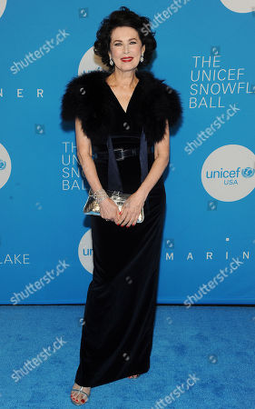 Stock Picture of Dayle Haddon