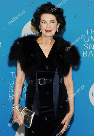 Editorial picture of UNICEF USA's 13th Annual Snowflake Ball, New York, USA - 28 Nov 2017