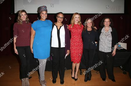 Rosette Laursen, Tracy Bird, Kathleen Tarr, Heather Graham, Cathy Schulman, Cynthia Bamforth