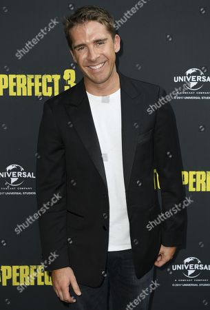 Editorial image of Pitch Perfect 3, Australian movie premiere in Sydney, Australia - 29 Nov 2017