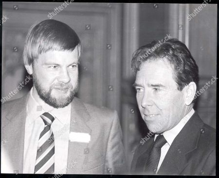Norman Croucher and Lord Snowdon