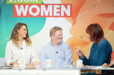 Editorial photo of 'Loose Women' TV show, London, UK - 29 Nov 2017