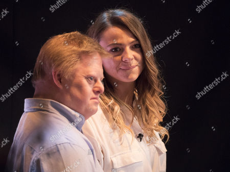 Shana Swash and Stephen Brandon