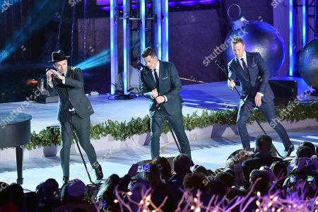 The Tenors - Victor Micallef, Clifton Murray, Fraser Walters