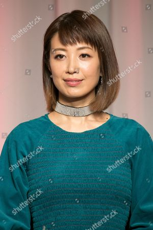 Stock Picture of Kaori Muraji