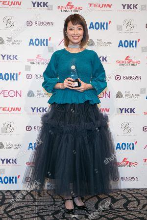 Stock Photo of Kaori Muraji