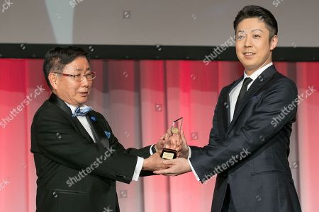 Stock Picture of Kikunosuke Onoe