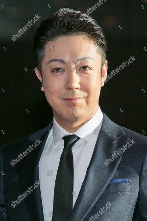 Stock Image of Kikunosuke Onoe