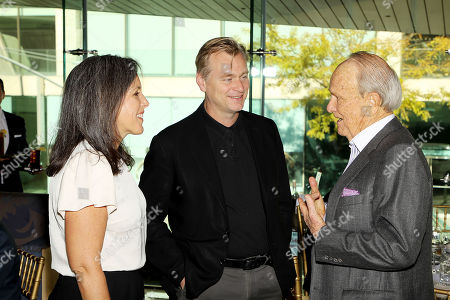Emma Thomas (Producer), George Stevens Jr. (Host), Christopher Nolan (Director,Writer,Producer)