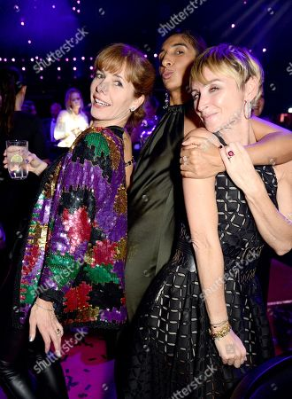 Darcey Bussell and Jo Manoukian