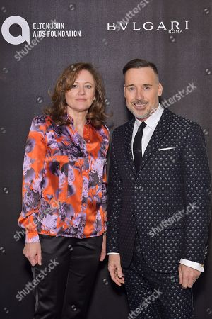 Editorial photo of CLUB LOVE in benefit of Elton John AIDS Foundation hosted by Sir Elton John and David Furnish in association with BVLGARI, London, UK - 29 Nov 2017