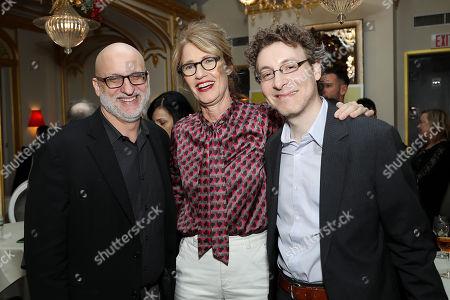 Joe Neumaier, Valerie Faris (director), Nicholas Britell (composer)