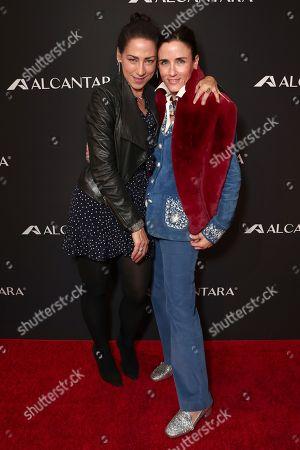 Stock Photo of Joanna DiPaolo and Kimberly Bini