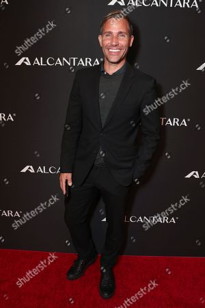 Editorial picture of Alcantara Party, Arrivals, Los Angeles, USA - 29 Nov 2017