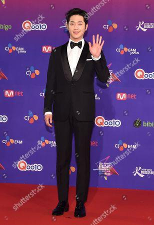 Stock Image of Seo Kang-joon