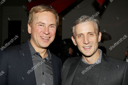 Pat Kiernan and Dan Abrams