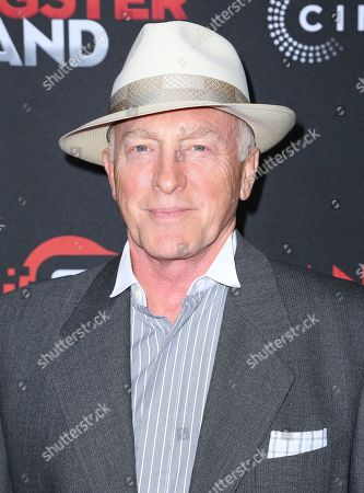"""Mark Rolston arrives at the Los Angeles premiere of """"Gangster Land"""" at the Egyptian Theater on"""