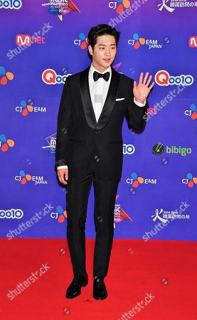 Editorial image of Mnet Asian Music Awards, Tokyo, Japan - 29 Nov 2017