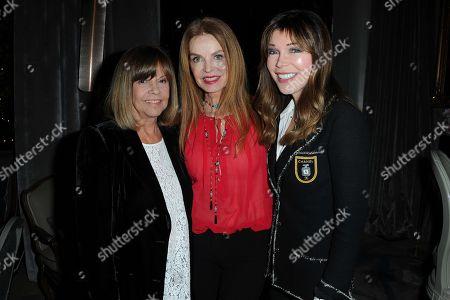 Chantal Goya, Cyrielle Clair, Isabelle Morizet (Karen Cheryl)