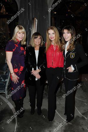 Candice Patou, Chantal Goya, Cyrielle Clair, Isabelle Morizet (Karen Cheryl)