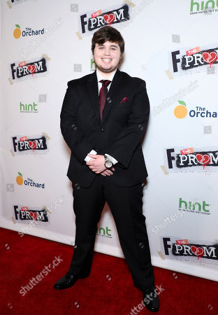 Editorial photo of HINT Water Hosts the Premiere Film Screening of 'F The Prom', Los Angeles, USA - 29 Nov 2017