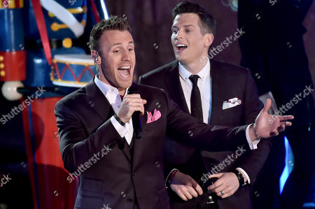 Clifton Murray, Fraser Walters, The Tenors