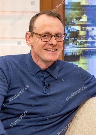 Editorial photo of 'Good Morning Britain' TV show, London, UK - 30 Nov 2017