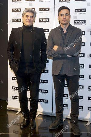 Actor Georges Corraface, Director Pedro Gonzalez Bermudez