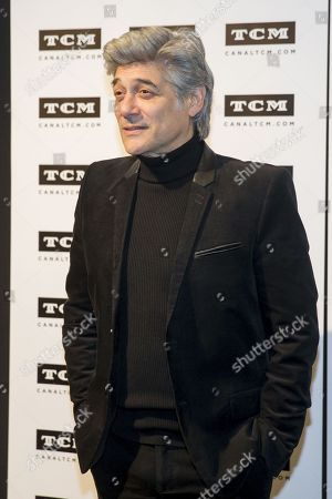 Stock Photo of Actor Georges Corraface