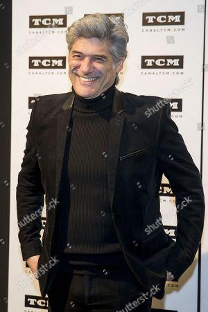Actor Georges Corraface