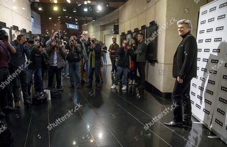 Editorial image of 'Nostromo: El Sueno Imposible by David Lean' film photocall, Madrid, Spain - 29 Nov 2017