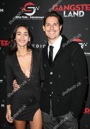 Cherie Jimenez, Sean Faris