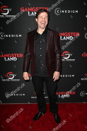 Editorial picture of 'Gangster Land' film premiere, Los Angeles, USA - 29 Nov 2017