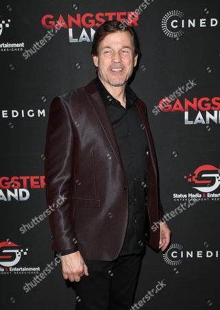 Stock Image of Michael Pare