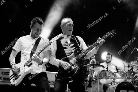 Editorial image of Status Quo in Concert, The Hexagon, Reading, UK - 30 Nov 2017