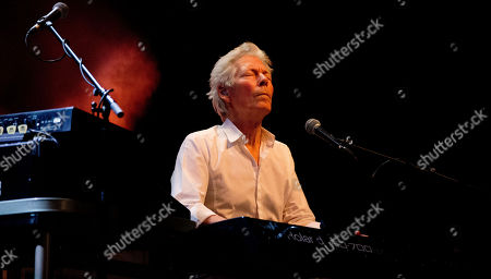 Andy Bown (Keyboard & Vocals) of Status Quo