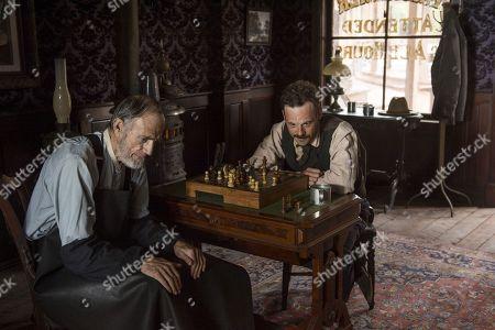 "Editorial photo of ""Godless"" (Season 1) TV Series - 2017"