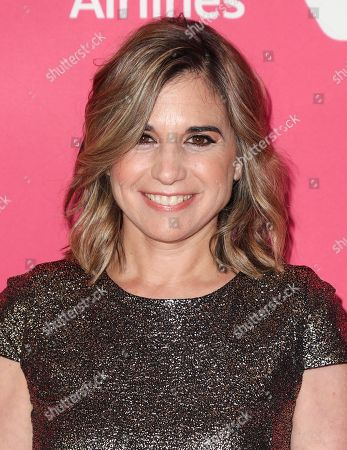 Editorial image of Billboard Women in Music, Arrivals, Los Angeles, USA - 30 Nov 2017